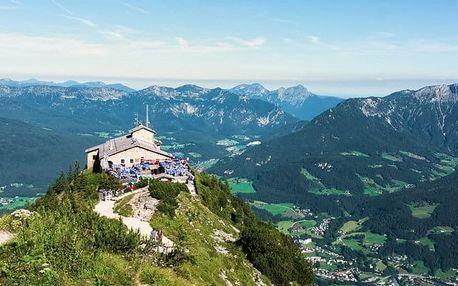 1denní poznávací zájezd pro 1 na Orlí hnízdo a k jezeru Königsee v jižním Bavorsku