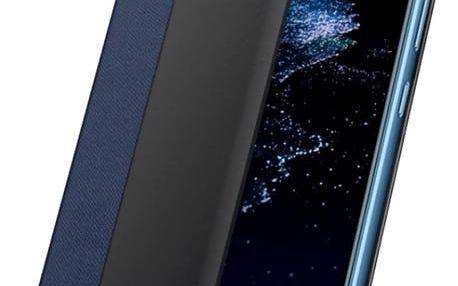 Huawei Original S-View Pouzdro pro P10 Lite, modrá - 51991908
