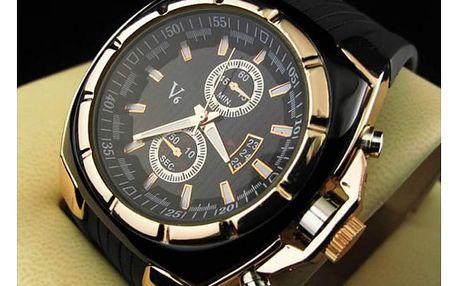 Pánské luxusní hodinky V6!