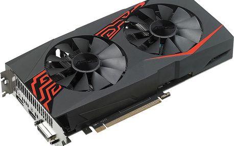ASUS Radeon EX-RX570-4G, 4GB GDDR5 - 90YV0AI1-M0NA00