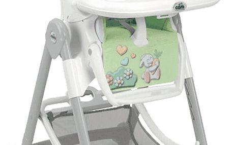 CAM Jídelní židlička Campione, col. 225