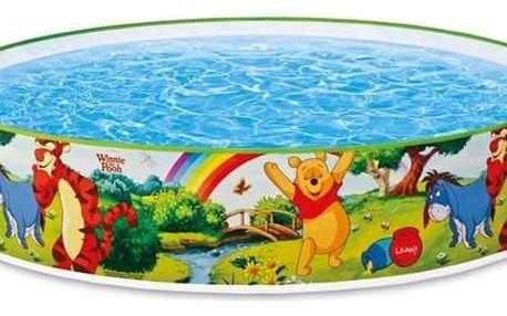 Bazén Intex Medvídek Pú a přátelé