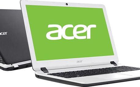 Acer Aspire ES15 (ES1-523-483B), černo-bílá - NX.GKZEC.001