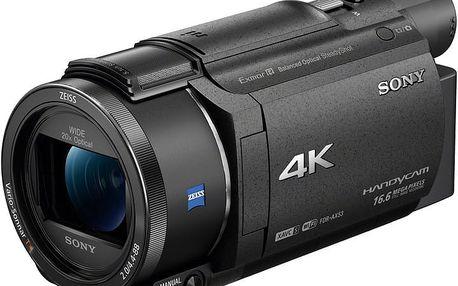 Sony FDR-AX53 - FDRAX53B.CEE