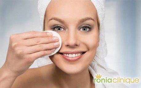 Fotochemické odstranění akné v Ronia Clinique v Praze