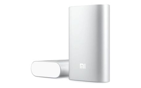 Xiaomi 10000 mAh (472162) stříbrná
