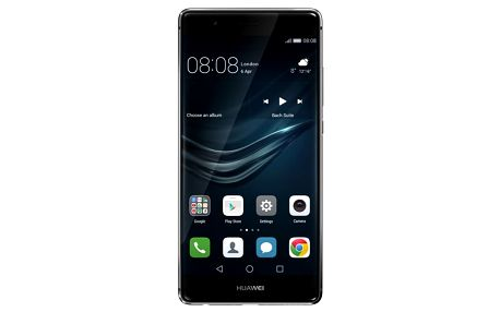 Mobilní telefon Huawei P9 32 GB Dual SIM - šedý (SP-P9DSTOM) Software F-Secure SAFE 6 měsíců pro 3 zařízení + Paměťová karta Kingston MicroSDHC 16GB UHS-I U1 (45R/10W) v hodnotě 1 237 Kč + DOPRAVA ZDARMA