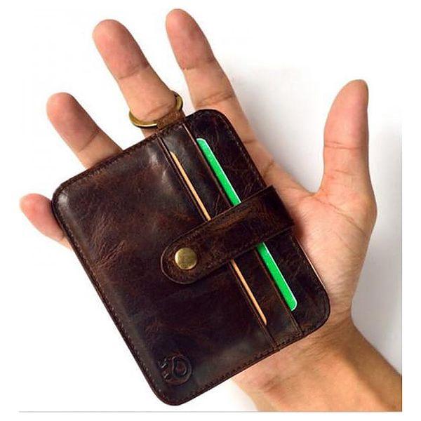 Mini vintage peněženka - 8 barev