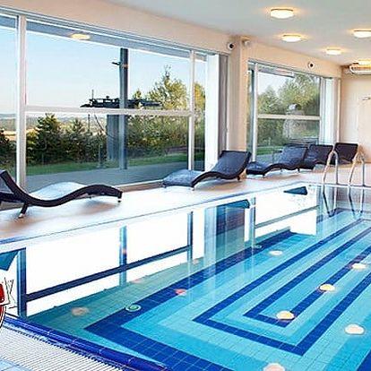 3–4denní wellness pobyt pro 2 ve středních Čechách v hotelu Monínec***