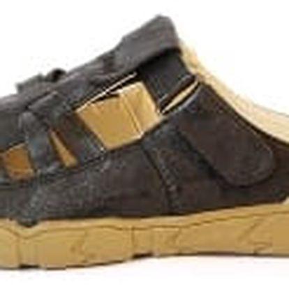 Dámské zdarovtní pantofle TOP PLAY černé