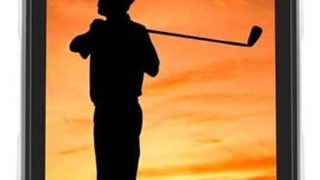Mobilní telefon iGET BLACKVIEW GBV7000 Pro (84000411) stříbrný + DOPRAVA ZDARMA