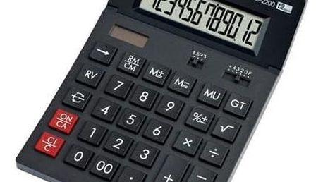 Kalkulačka Canon AS-2200 (4584B001) šedá