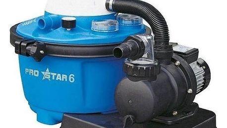 Písková filtrace Marimex ProStar 6m3/h pro bazény do 30 m3, 10600015 + Doprava zdarma