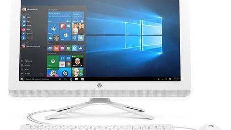Počítač All In One HP 24-g000nc AiO 24'' (W3C68EA#BCM) bílý Software F-Secure SAFE 6 měsíců pro 3 zařízení (zdarma)Monitorovací software Pinya Guard - licence na 6 měsíců (zdarma) + Doprava zdarma