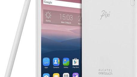 ALCATEL OT-PIXI 3 (8) - 16GB, bílá - POTBAL8070051