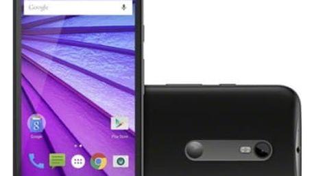 Mobilní telefon Lenovo Motorola G 8 GB (SM4269AE7T1) černý