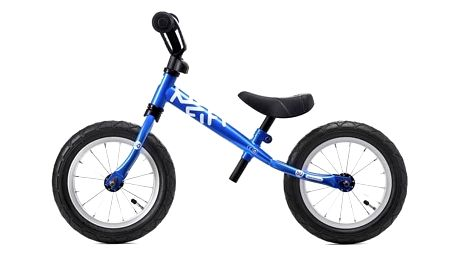 Odrážedlo Yedoo Fifty 50 A-LIGHT modré + Reflexní sada 2 SportTeam (pásek, přívěsek, samolepky) - zelené v hodnotě 58 Kč