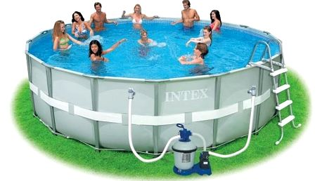 Marimex Bazén Florida Grey 4,88x1,22 m s pískovou filtrací Sand 4 - 10340037