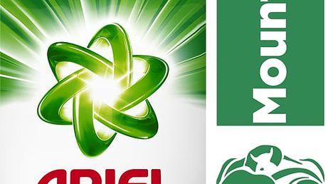 ARIEL Mountain Spring 1,5kg (20 dávek) - prací prášek