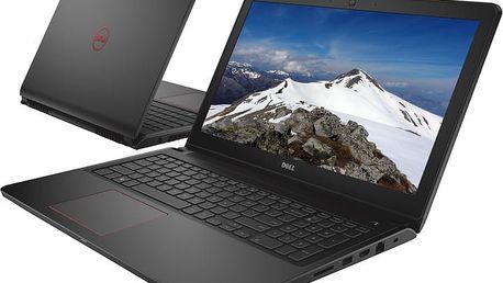 Dell Inspiron 15 (7559), černá - N5-7559-N2-03