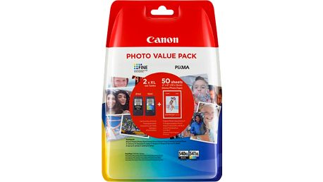 Canon PG-540XL/CL-541XL Photo Value pack - 5222B013