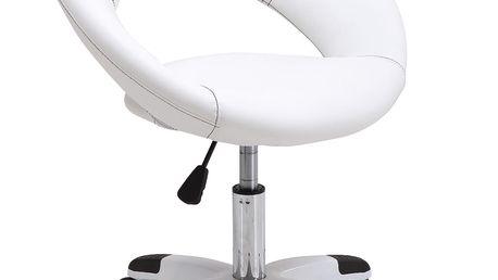 Otočná židle FM-265 WBK