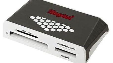 Kingston čtečka paměťových karet, USB 3.0 - FCR-HS4