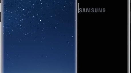 Samsung Galaxy S8+, 64GB, černá - SM-G955FZKAETL