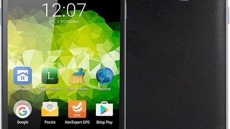 myPhone Prime Plus, černá - TELMYAPRIMEPBK + Zdarma golfová čepice Nike v ceně 490,-, modrá