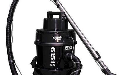 Vysavač víceúčelový VAX Wet&Dry 6151SX Multifunction černý
