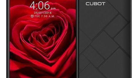 Mobilní telefon CUBOT Max Dual SIM 32 GB (PH2597) černý Software F-Secure SAFE 6 měsíců pro 3 zařízení v hodnotě 999 Kč + DOPRAVA ZDARMA