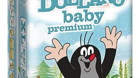 DOLLANO Baby Premium, velikost XL, (10-17 kg) 50ks - jednorázové pleny