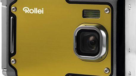 Rollei Sportsline 85, voděodolný, žlutá - 10062