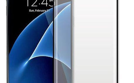 ScreenShield ochrana displeje Tempered Glass pro Galaxy G930 Galaxy S7, černá - SAM-TGBG930-D