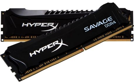 Kingston HyperX Savage Black 16GB (2x8GB) DDR4 2133 CL 13 - HX421C13SBK2/16