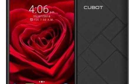 Mobilní telefon CUBOT Max Dual SIM 32 GB (PH2597) černý