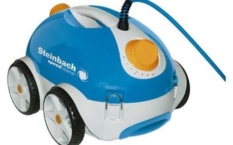 Vysavač bazénový Steinbach Poolrunner, automatický, modrý + Doprava zdarma