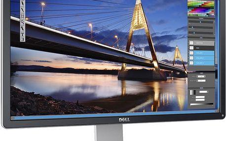 """Dell P2416D - LED monitor 24"""" - 210-AEOM + Herní sluchátka A4tech Bloody MOCI M660, černo-červená (v ceně 849,-)"""