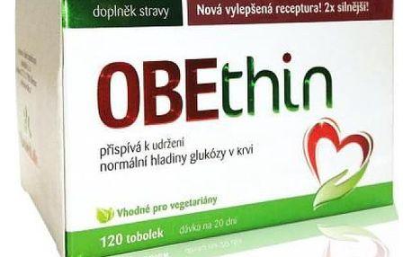 Obethin pro redukci hmotnosti 120 tobolek