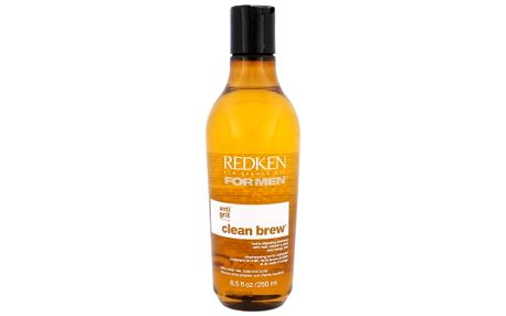 Redken For Men Clean Brew Shampoo Clean Brew 250 ml šampon pro muže
