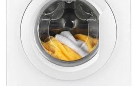 Automatická pračka Zanussi ZWSE7100V bílá