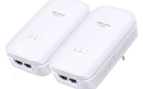 TP-LINK TL-PA7020KIT Starter Kit, 2ks + Powerbank TP-LINK TL-PBG3350, 3350mAh
