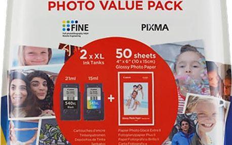 Canon PG-540XL/CL-541XL Photo Value pack - 5222B013