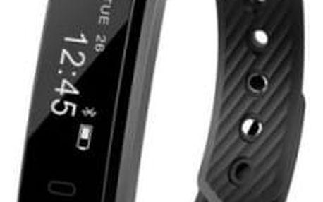 Fitness náramek Umax U-Band 115 (UB507) černý