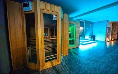 3 až 5denní pobyt pro 2 s polopenzí a možností wellness v penzionu Maxim v Bojnicích
