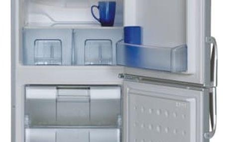 Kombinace chladničky s mrazničkou Beko CSA 24022 X nerez
