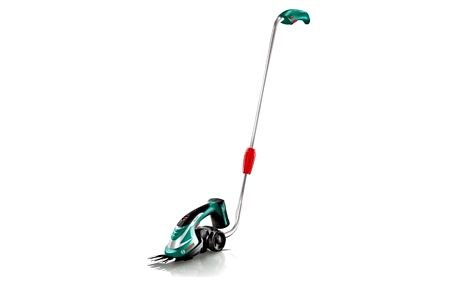 Nůžky na trávu Bosch AGS 7,2 LI + tyč