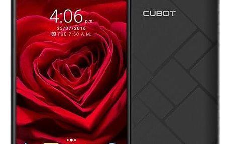 Mobilní telefon CUBOT Max Dual SIM 32 GB (PH2597) černý + DOPRAVA ZDARMA