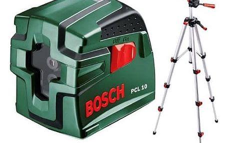 Křížový laser Bosch PCL 10 Set
