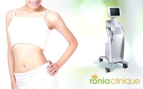 Neinvazivní liposukce přístrojem Liposonix v pražské Ronia Clinique